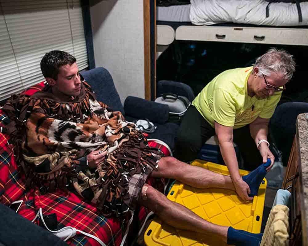 Cool Down with Pete Kostelnick: How the Transcontinental Run Record Holder Recovers
