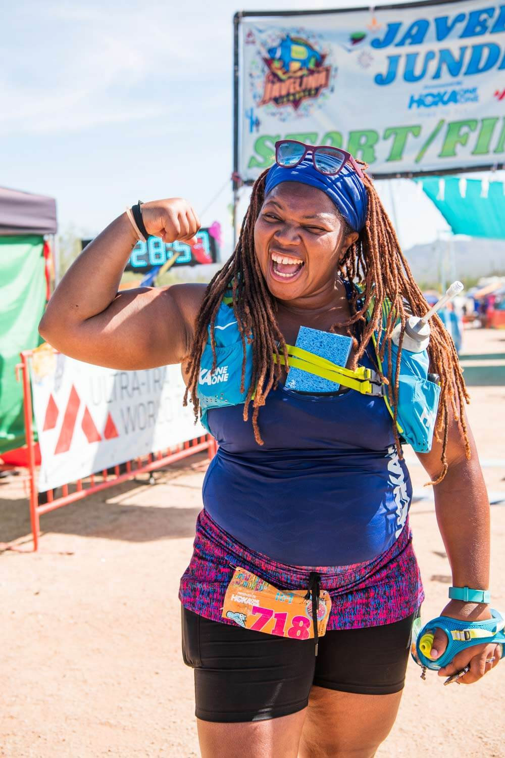 Concrete to Cacti: Latoya Shauntay Snell's first 100K