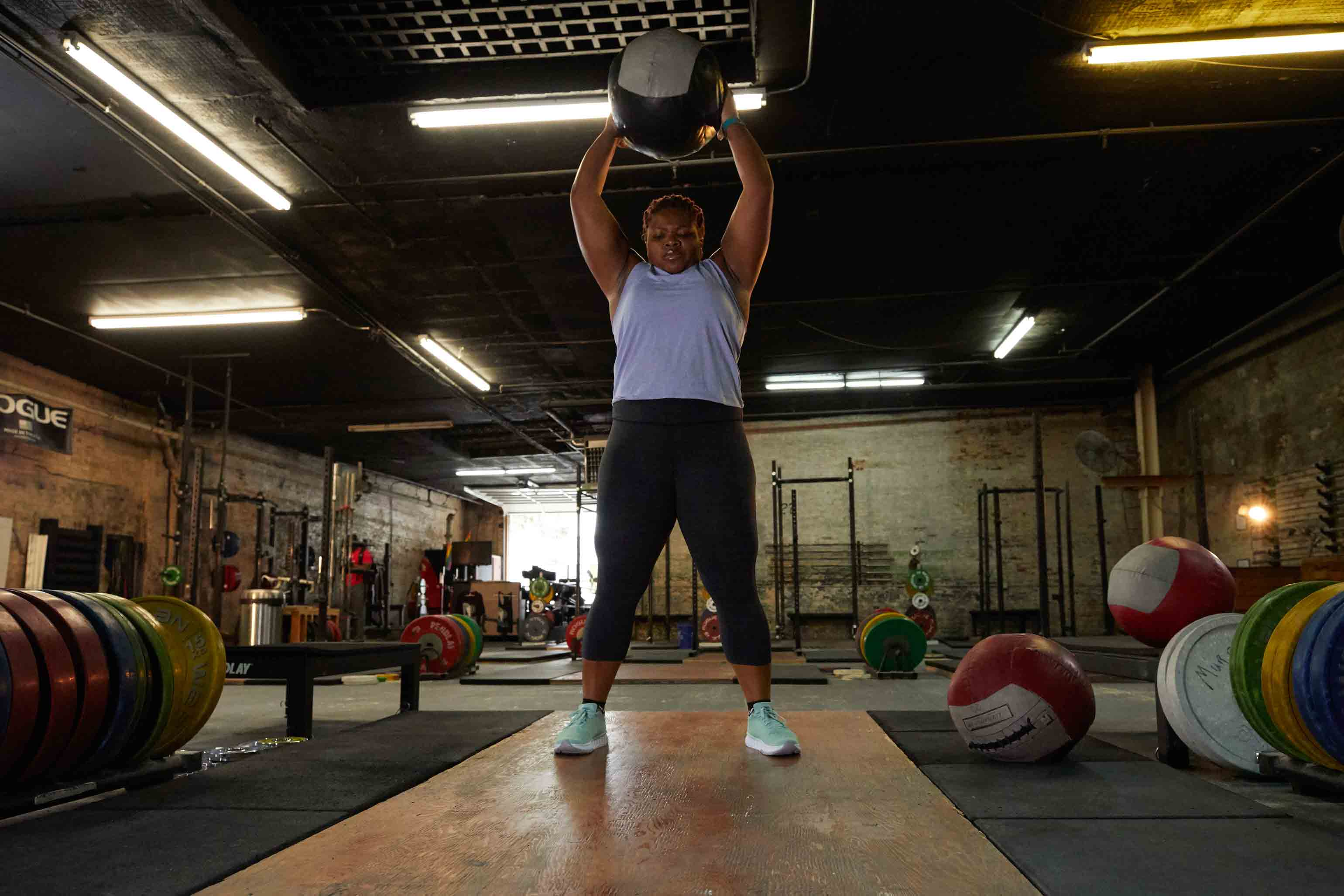 Cross training for the trails: Latoya Shauntay Snell's go-to HIIT workout
