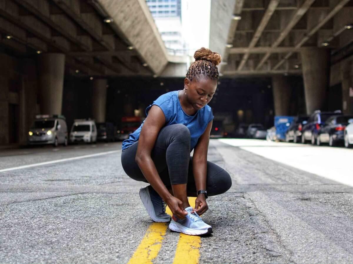 Chasing your marathon PR with Mireille Sine