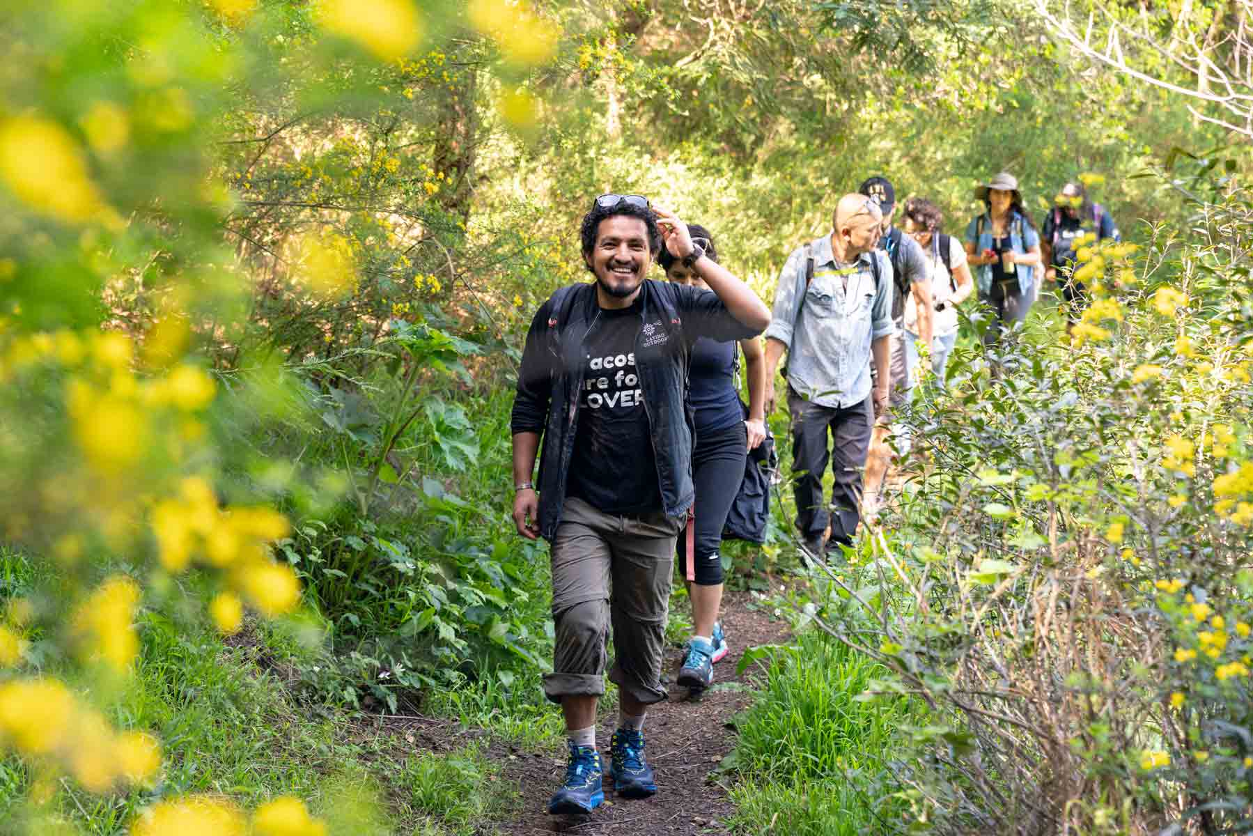 Tear down, build back up, repeat: Bringing diversity to the outdoors with Jose Gonzalez