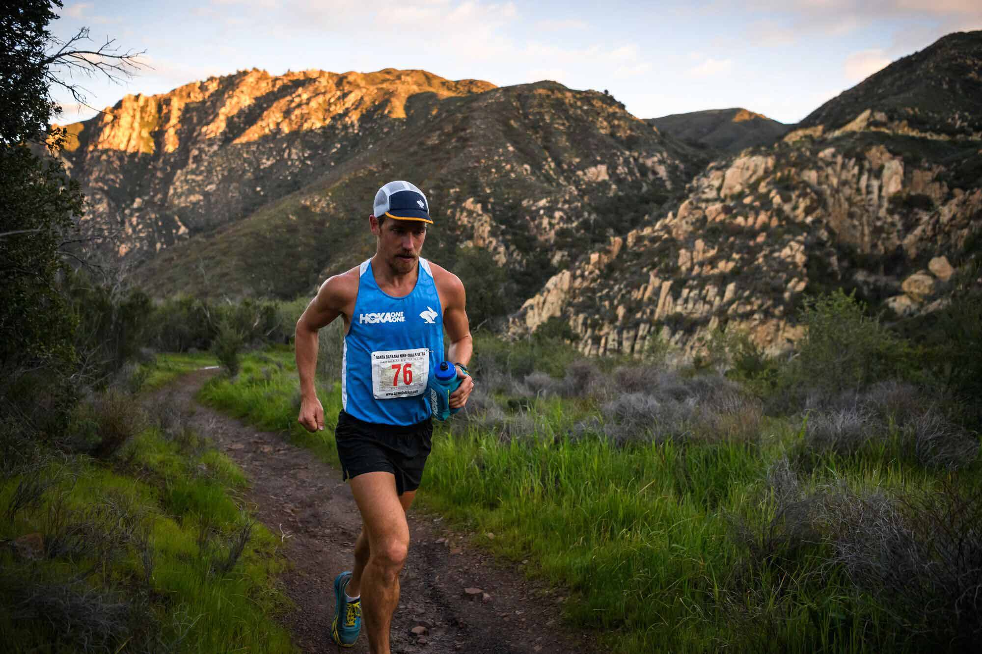 Emphasis vs elimination: HOKA Athlete Kris Brown's approach to running nutrition