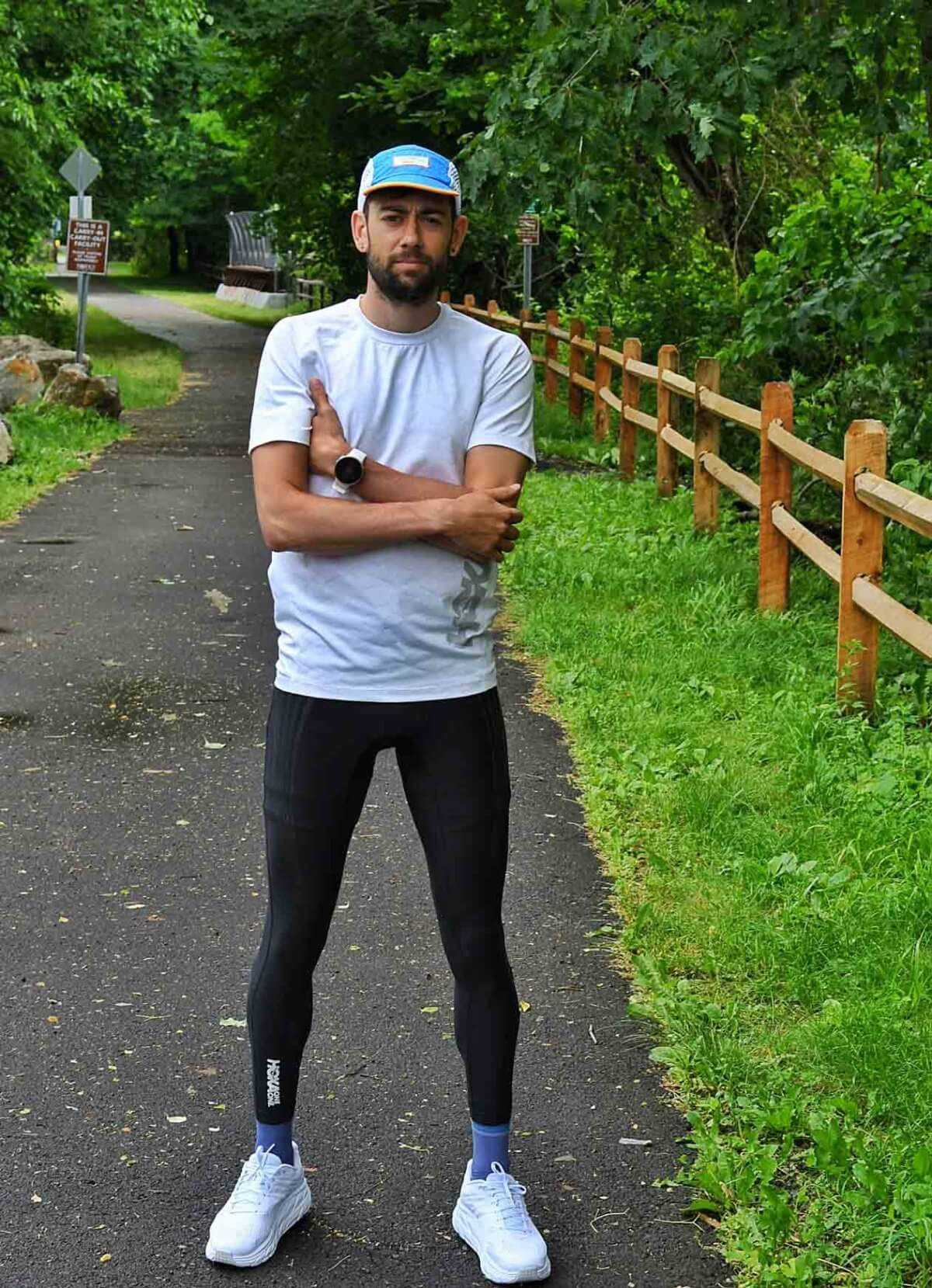 Chasing your focus with HOKA Athlete Kyle Merber