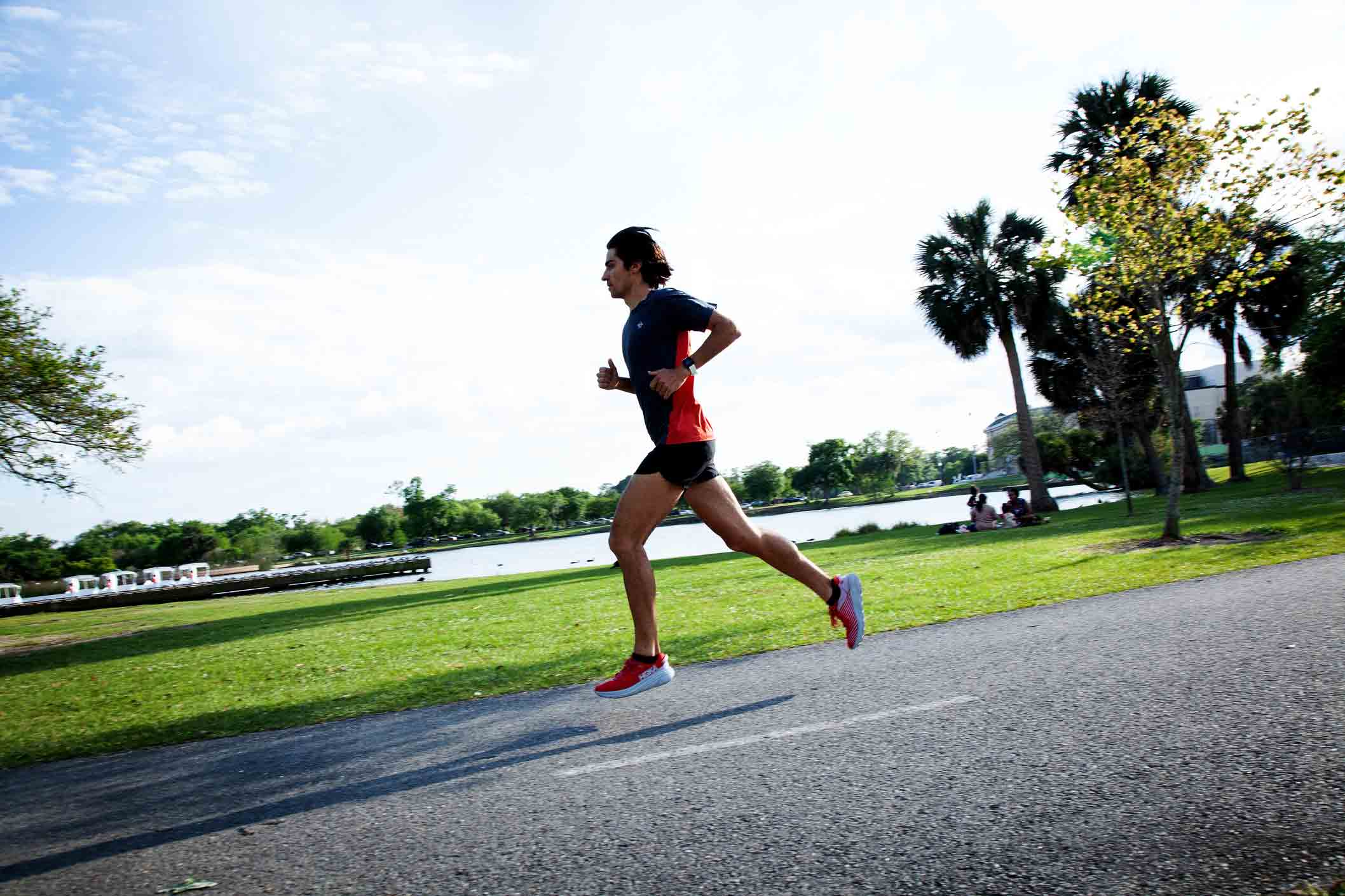Chasing a sub-four mile with Brock Moreaux