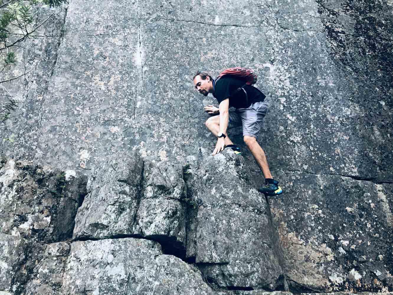 Hikes and Climbs on Mountains, Oh My! with HOKA fan Matt Carter