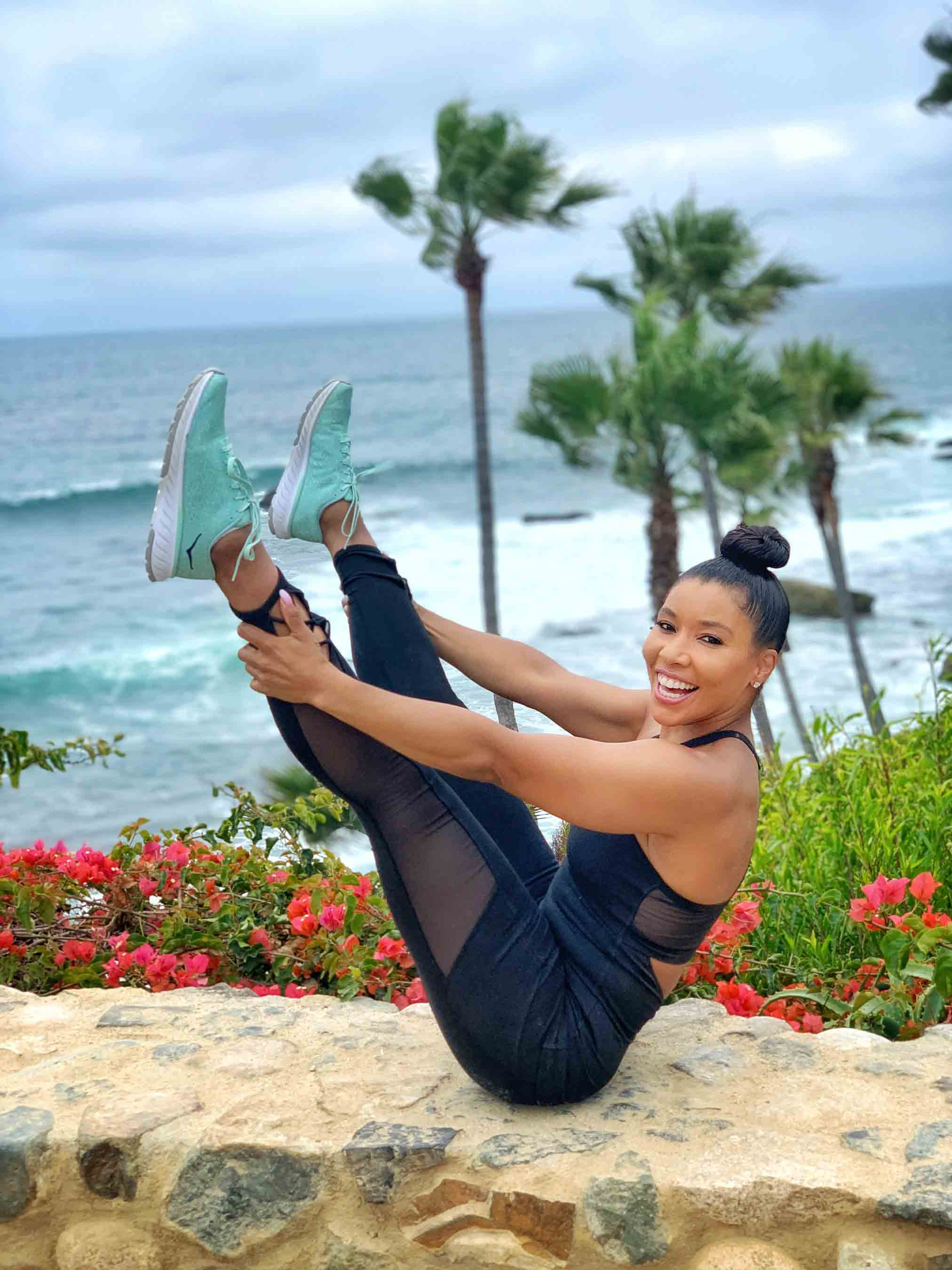 The world is your gym: How to stay fit while traveling with Jeanette Jenkins