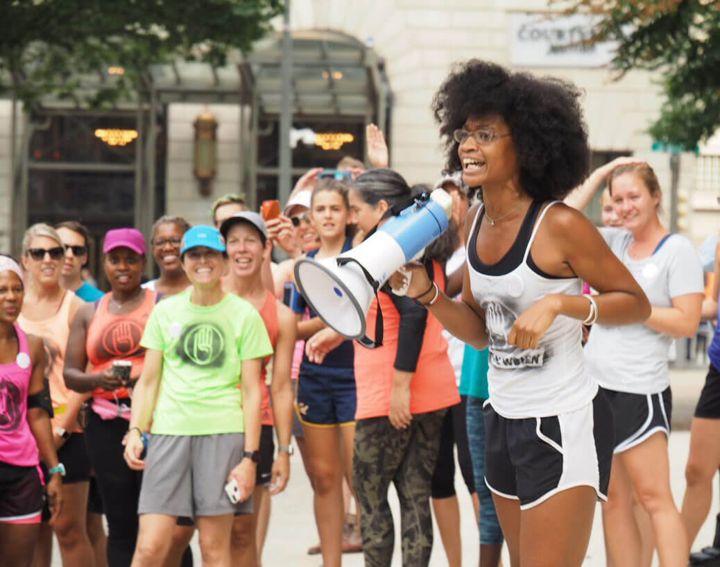 Run for Your Rights: How Run 4 All Women is changing the world one mile at a time