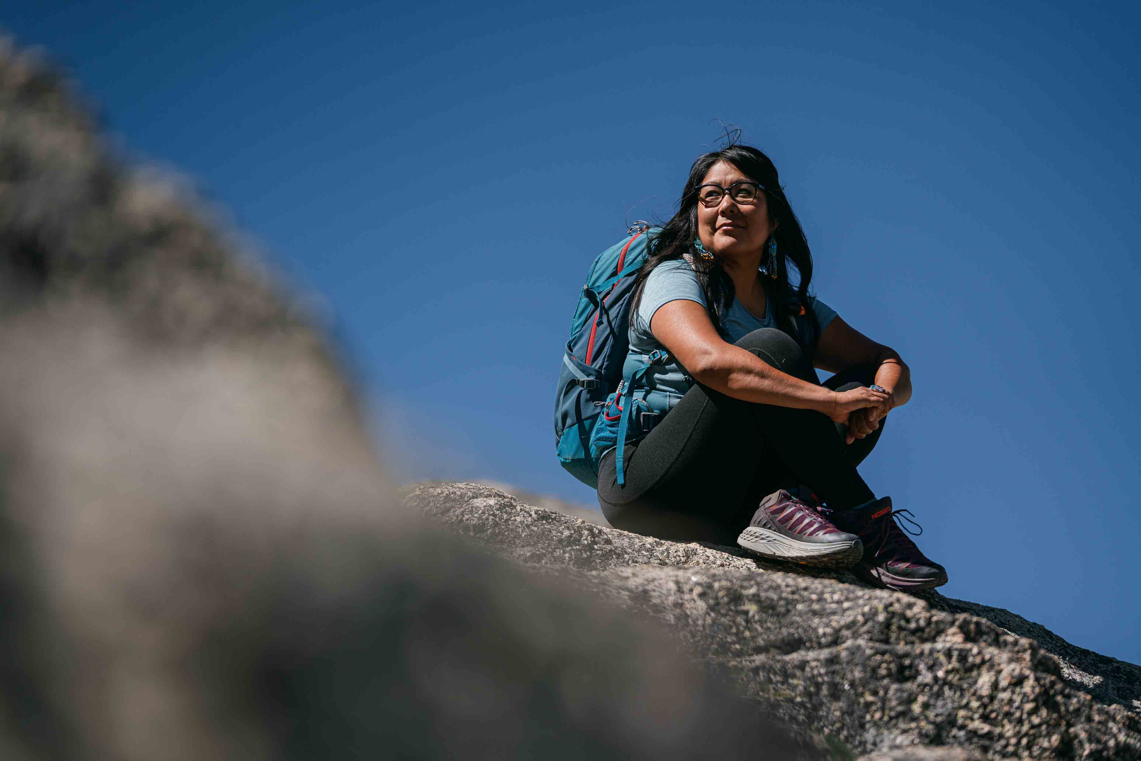 Time to Reconnect: Native Women's Wilderness