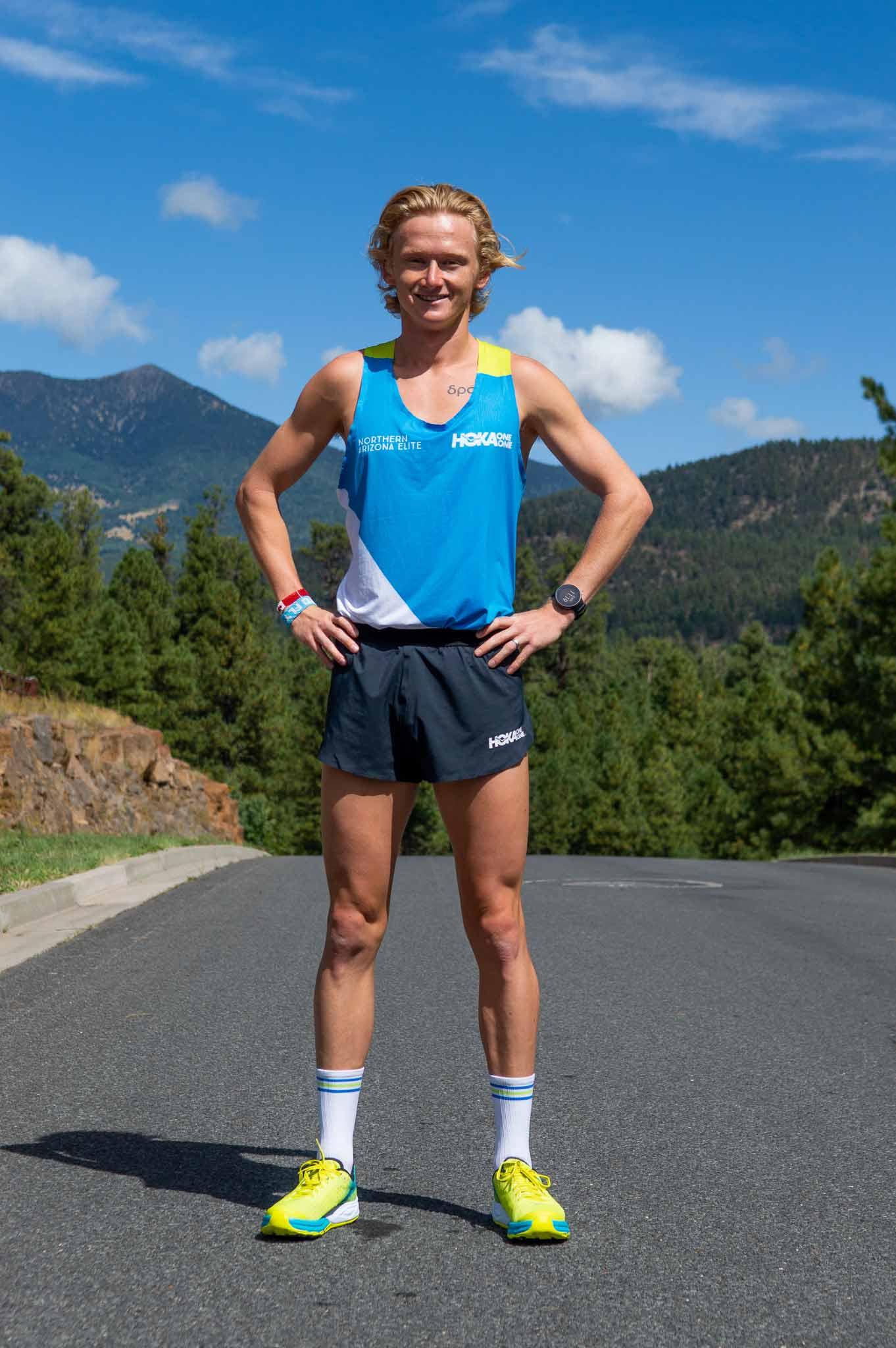 From 10,000m to marathon: HOKA Athlete Rory Linkletter's marathon debut in Toronto
