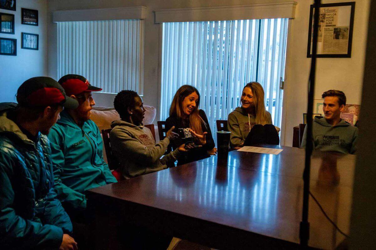 Training for the Trials with HOKA Northern Arizona Elite